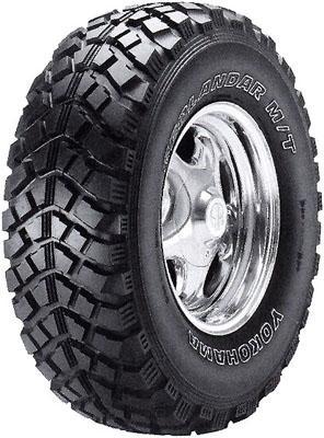 Geolandar MT Left Tires